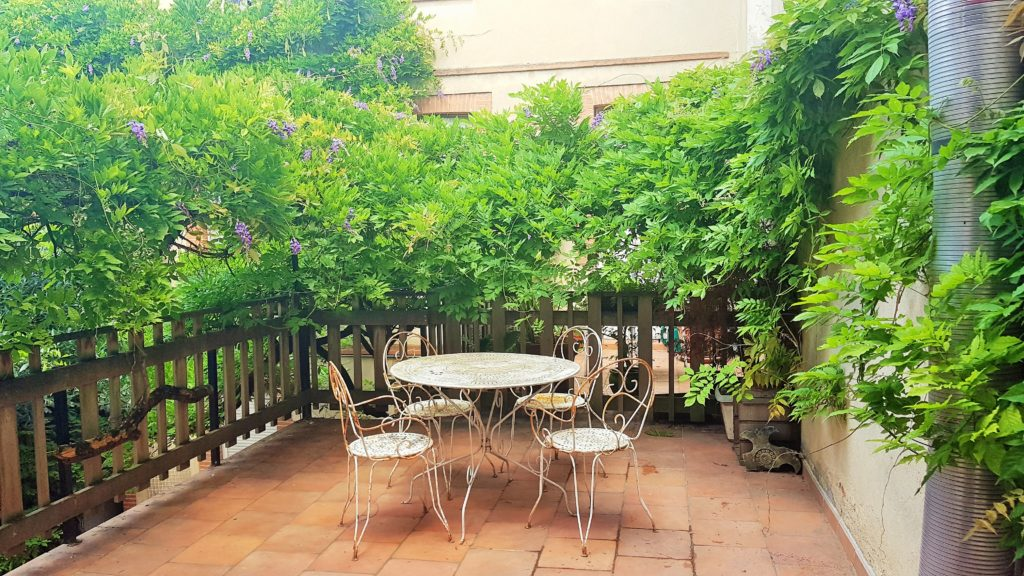 1 terrasse
